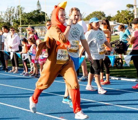 Turkey Trot Miami