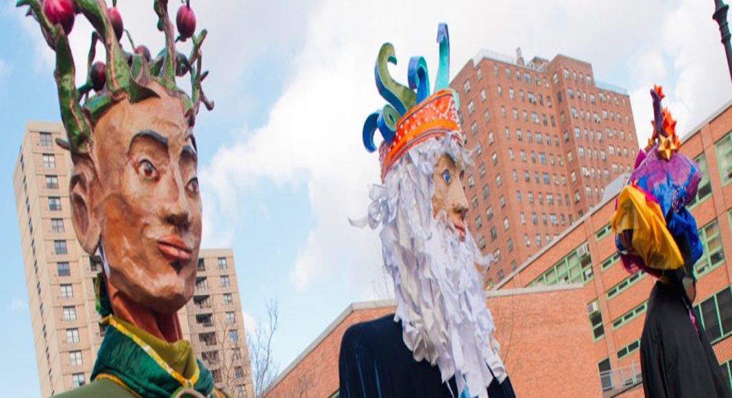 three kings day parade