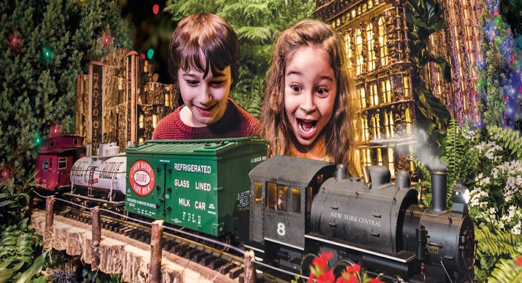 que faire a new york? the holiday train new york off road french morning
